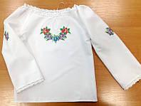 ШВД-08. Пошита дитяча блузка