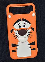 Чехол силиконовый универсальный Disney Tiger 4.7