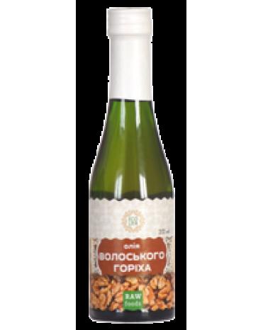 Ореховое сыродавленное масло, 200 мл