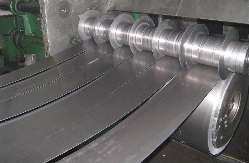 Лента металлическая х/к 0.4 х 380 мм 08 кп