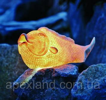 светящаяся рыбка фигурка