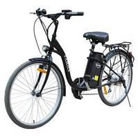 Электровелосипед Vega Family 2 New (350 Вт, 36 В, 6 скоростей) blue