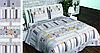 Ткань постельная 142150 Бязь (ПАК) НАБ.ГОЛД NR 1122 СИРЕНЕВЫЙ 220СМ
