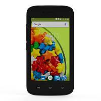 Смартфон S-Tell C257 Black, 2 Sim, 4' (480x800 ) IPS, Cortex-A7 Quad core 1.3 (GHz), RAM 750Mb, ROM 4Gb, microSD, Wi-Fi, BT, 3G, 2 Cam (5Mp+2Mp), 1900