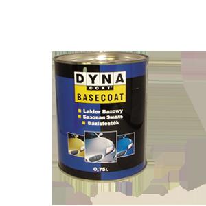 Базовая эмаль Dyna Сoat BC MERCEDES DB744  Brilliant Silver 0.75л
