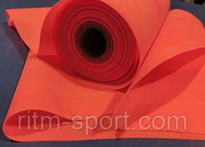 Лента эластичная в рулоне 5,5 м для фитнеса и йоги, фото 2