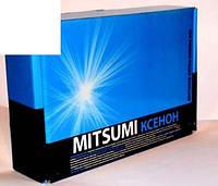 Биксенон Mitsumi H4 блоки 55W! 4300К/5000/6000К