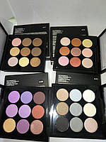 Палетка теней MAC Eyeshadow Palette Times 9цветов