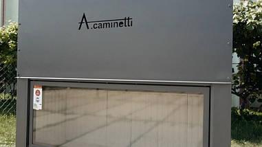 Каминная топка A.caminetti Flat 140, фото 2