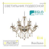 Подвесной светильник (люстра) Eglo 39094 Basilano, фото 1