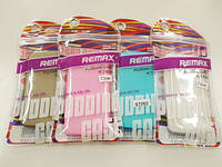 Чохол Ultra Thin Silicon Remax 0.2 mm Samsung I9500 (S4) Pink