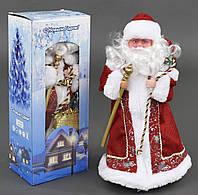 Игрушка под елку Дед Мороз музыкальный
