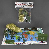 Комбат 0211 А (160/2) 15 предметов, карта, в кульке