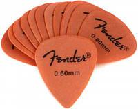 Медиатор Fender 351 Delrin 0.60 mm