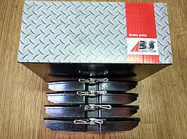 Гальмівні колодки передні Renault Trafic, Opel Vivaro, 2001-2013 ABS 37287