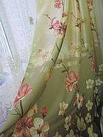 Ткань для штор атлас