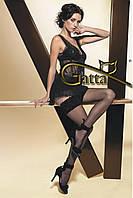 Чулки с кружевом GATTA michelle 01