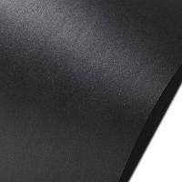 Дизайнерский картон (черный перламутровый) 25Х35, фото 1