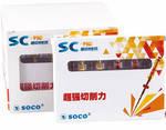 Файлы SC-Pro NiTi SOCO асс (19-35) 21 мм