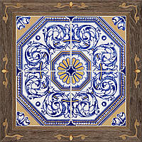 Плитка для пола Golden Tile Valencia mix 400X400