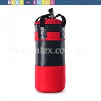 Боксерская груша 0621 Красная
