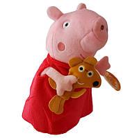 Мягкая игрушка Свинка Пеппа 65518А