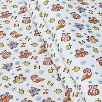 Ткань детская 144003 Ситец (Т-К) рис.5507-- 95СМ