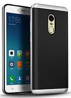 Чохол iPaky (OR) Carbon TPU + Bumper for Xiaomi Mi Max Grey