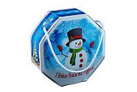 Сладкий новогодний подарок из конфет Фрукты&Орехи, вес 500 гр
