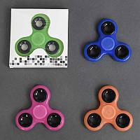 Спиннер 555-800 (240) 4 цвета, подшипник, металлические кольца