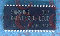 Память DDR SDRAM K4H511638J-LCCC SAMSUNG TSOP66