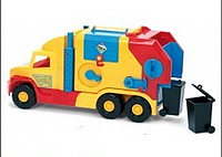 "Tigres ""Super Truck Мусоровоз маленький"" (Wader) 36580"