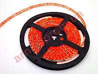 Светодиодная лента SMD 3528 (120 Led/метр) 12 Вольт, силикон, цвет белый, красный, синий