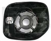 Вкладыш зеркала левый с обогревом на Citroen Berlingo -07,Ситроен Берлинго