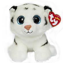 """Мягкая игрушка TY Beanie Babies """"Белый тигренок"""" Tundra"""