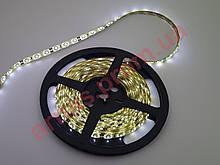 Світлодіодна стрічка SMD 3528 (60 Led/метр) 12 вольт, силікон, колір білий, синій