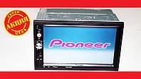 """2din Pioneer 7023 CRBG GPS Магнитола 7"""" Экран + AV-in + пульт на руль"""