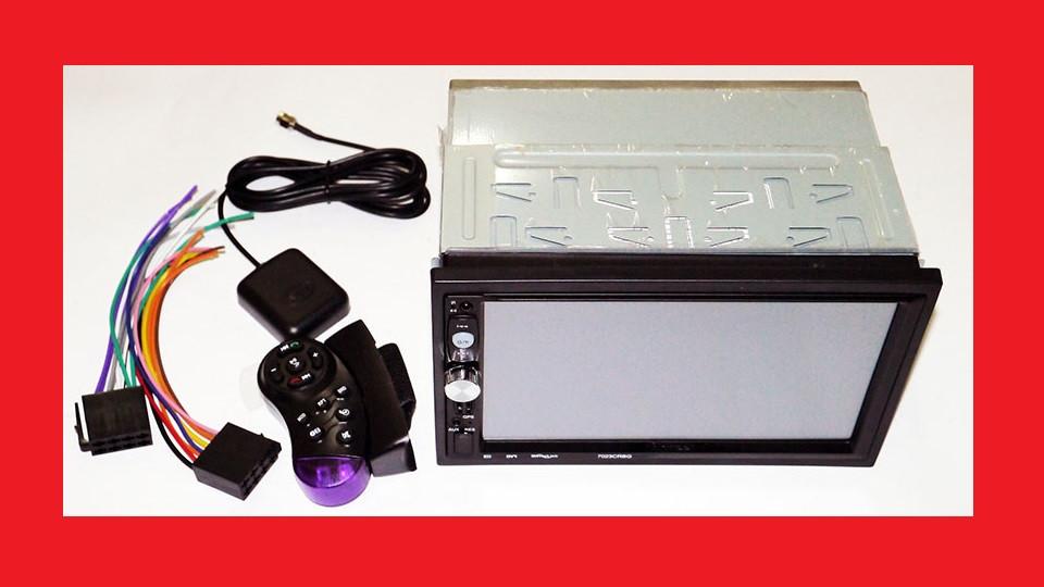 2din Pioneer 7023 CRBG GPS Автомагнитола USB+SD+Bluetooth