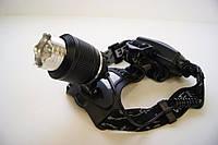 Новый налобный аккум-ный фонарь Police Bailong BL-2199 T6