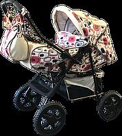 Детская коляска-трансформер Trans baby Dolphin сr/CuH