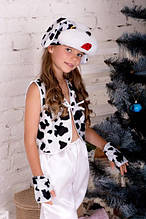 Дитячий карнавальний костюм Долматинца