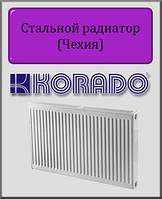 Стальной радиатор KORADO 11 тип 400х1000 (боковое подключение)