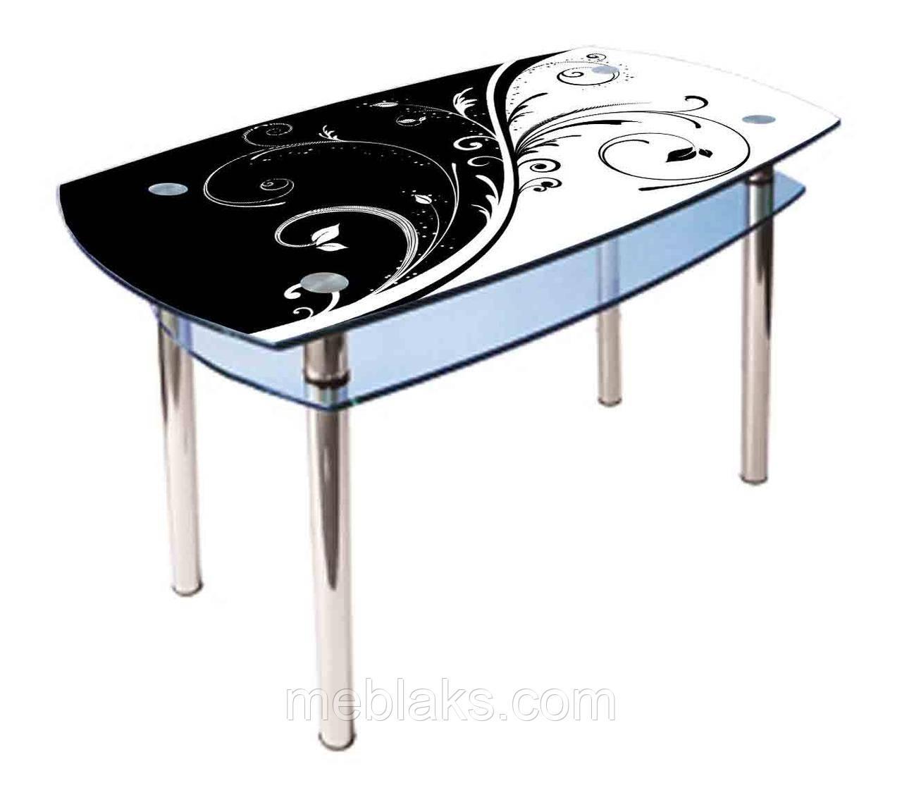 Стол стеклянный КС-2 (покраска)