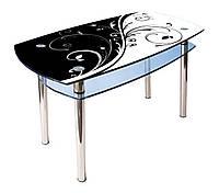 Стол стеклянный КС-2 (покраска), фото 1