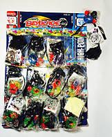 Игра для детей и взрослых Игра запускалка Beyblade/ Бейблейд PP2884 -метал., микс видов, в пакете, с аксесс