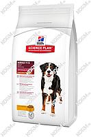 Корм для собак Hill's SP Canine Advanced Fitness Large Breed