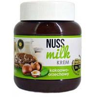 Шоколадно-ореховая паста Nuss Milk, 400 гр