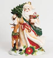 "Фарфоровая статуэтка ""Дед Мороз"" (Pavone)"
