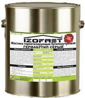 IZOFAST Гермабутил серый (стыковой герметик), 3кг
