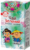 """Чай """"Сто пудов""""""""Зеленый"""" 75 г"""